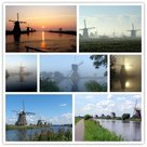 Kinderdijk-collage