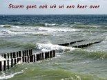Sturm-(Ansichtkaart)