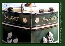 Balans (Ansichtkaart)