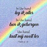 Psalm 31, In Uw hand