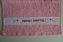 Slab 'Mama's knuffel'
