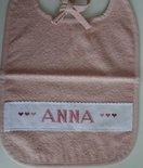 Roze slab 'Anna'