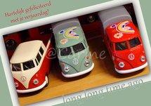 Speelgoed VW-busjes (Ansichtkaart)