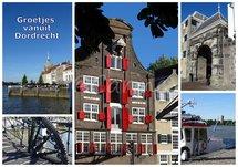 Dordrecht, Kuipershaven (Ansichtkaart)