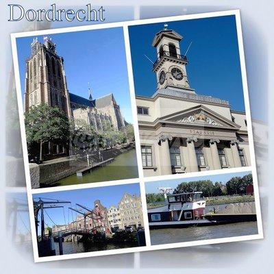 Dordrecht, collage