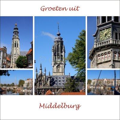 Groeten uit Middelburg