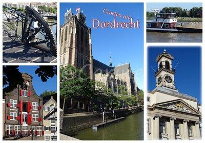 Dordrecht, Stad (Ansichtkaart)