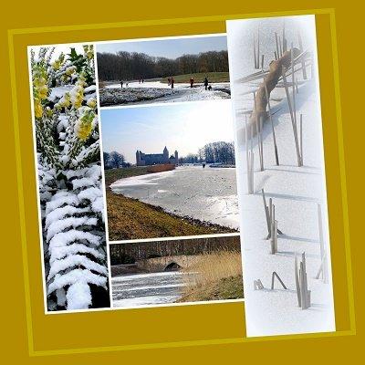 Westhove in winter