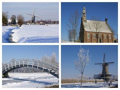 Kerk Ottoland (Ansichtkaart)