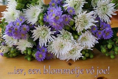 'Blommetje'