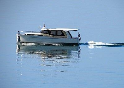 'Uit varen', Ansichtkaart nr. PK-500
