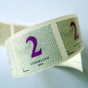 10 Postzegels NL2