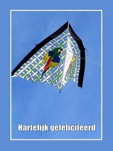 Vlieger (Ansichtkaart)